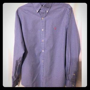 Ralph Lauren men's dress shirt size M NWOT